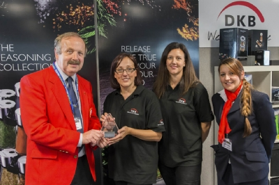 DKB wins best display stand at Home Hardware's Autumn trade show