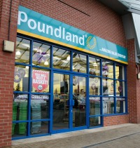 Poundland selects Southend for new store