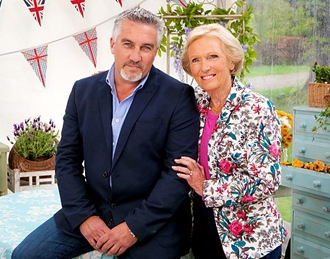 Great British Bake Off: it's the final!