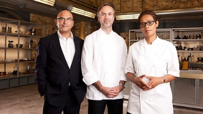 Marcus Wareing joins 'MasterChef: The Professionals'