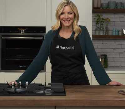 Hotpoint launches a multi-million pound campaign with Lisa Faulkner