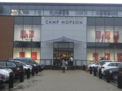 Morleys Stores acquires Camp Hopson department store