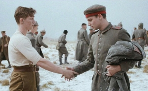 Sainsbury's launches Christmas advert with First World War theme