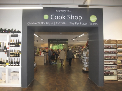 Bents Garden & Home opens new look Cook Shop