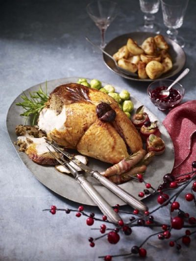 Waitrose survey reveals shoppers' festive foodie favourites