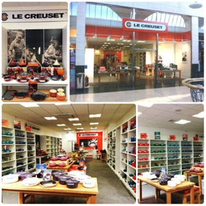 Bluewater shopping centre welcomes Le Creuset