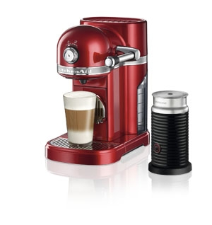 Nespresso and KitchenAid collaborate to design new machine