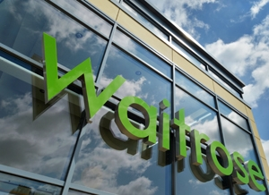 Waitrose customers indulge with sweet treats