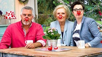 The Great Comic Relief Bake Off is back!