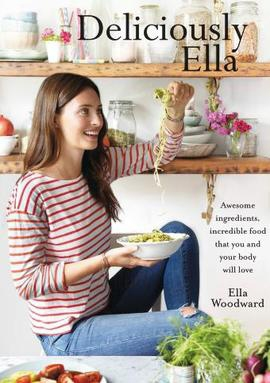 Ella tops cookbook best sellers list