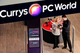 Google opens world-first shopping experience in tie-up with Currys PC World