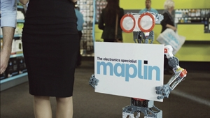 Maplin launches new TV ad campaign