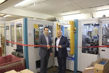 Charles Bentley & Son invests £400k in manufacturing operation