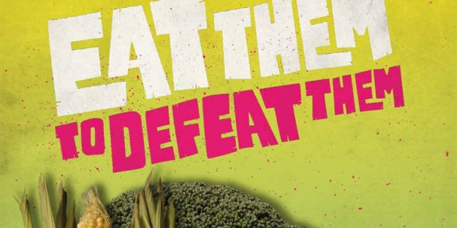 'Eat Them to Defeat Them' campaign is back