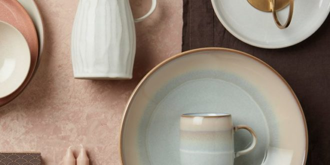 John Lewis collaborates with Denby on co-branded ceramic range