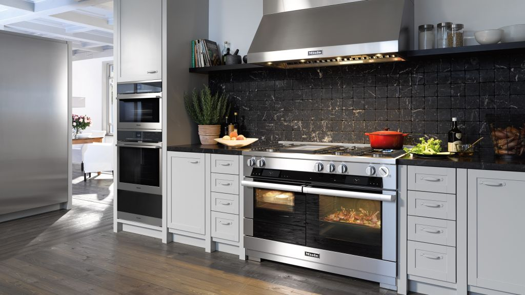 Miele Moves Into Range Cookers Housewares