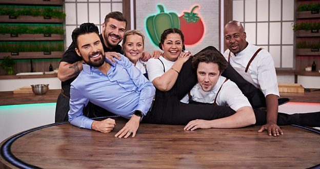 Revamped Ready Steady Cook is back on March 2