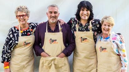 20 Big Names Sign Up For The Great Celebrity Bake Off For