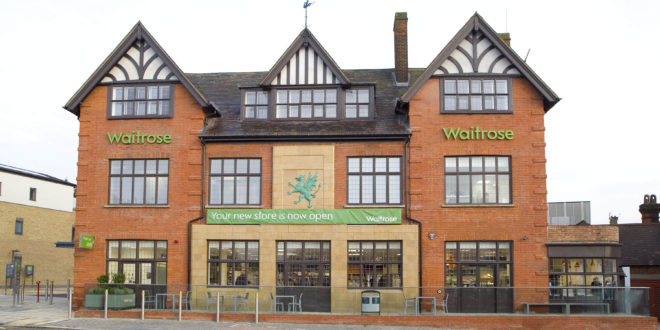 waitrose opens in winchmore hill housewares. Black Bedroom Furniture Sets. Home Design Ideas